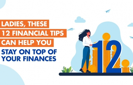 Ladies, these 12 financial tips can help you stay on top of your finances