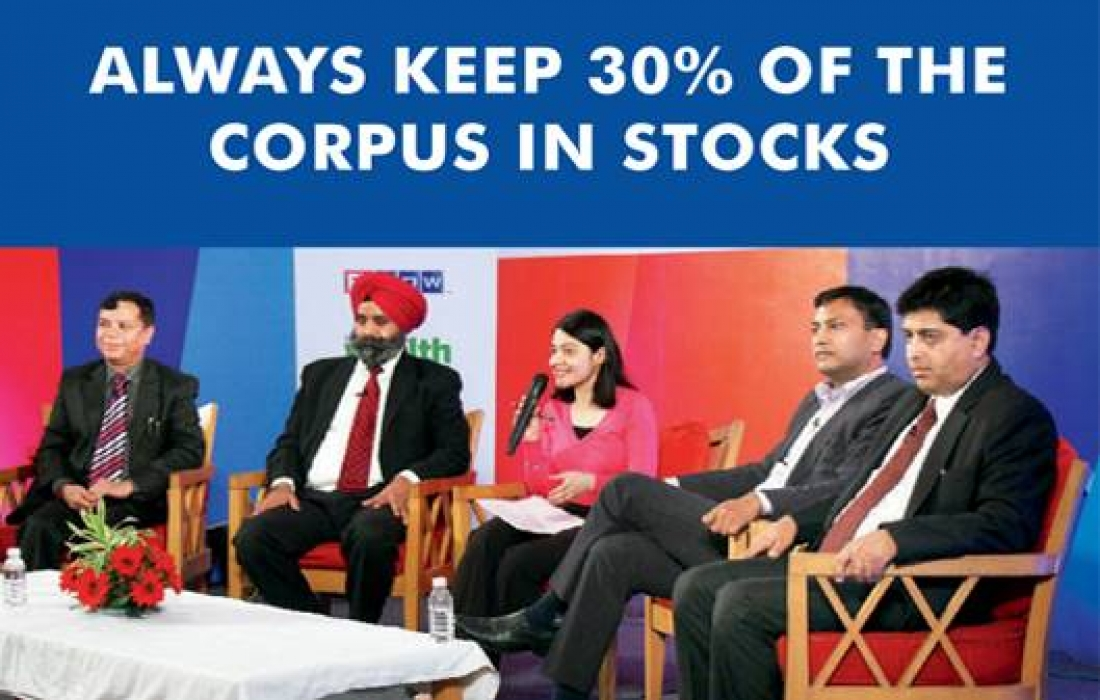 Goal Based Financial Planning With Mutual Funds