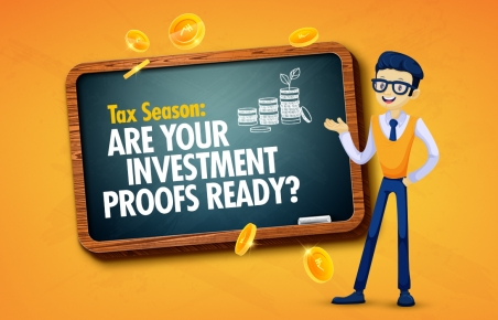 Tax Season: Are your investments proofs ready