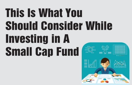 This Is What You Should Consider While Investing in A Small Cap Fund