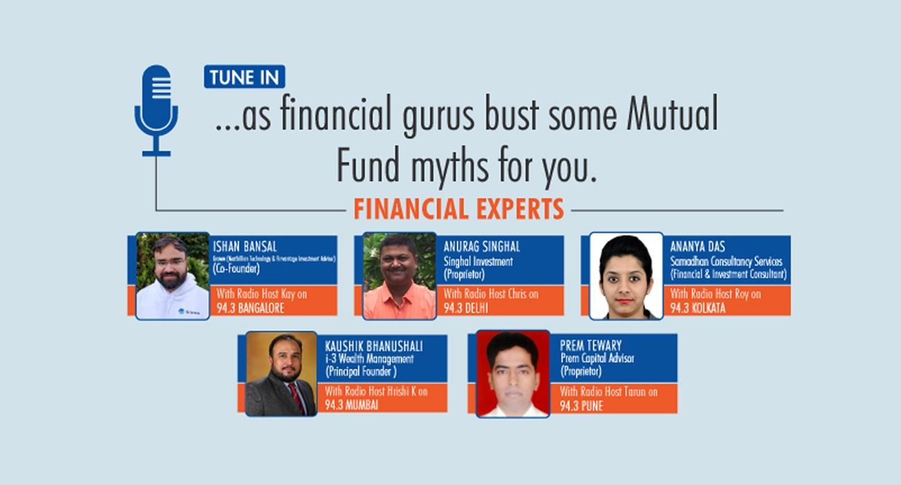 Mutual Fund Myth Busters Podcast - UTI Swatantra