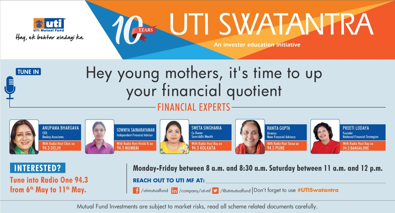 Mothers Financial Quotient Podcast - UTI Swatantra